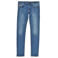 vaatteet Pojat Skinny-farkut Diesel SLEENKER Sininen