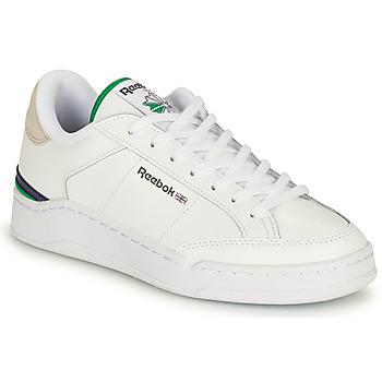 kengät Matalavartiset tennarit Reebok Classic AD COURT Valkoinen / Vihreä