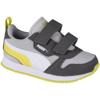 kengät Lapset Matalavartiset tennarit Puma R78 V Infants Grise