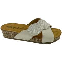 kengät Naiset Sandaalit De Fonseca DEFONCERVIAbia bianco
