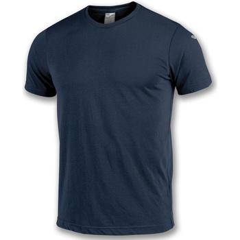 vaatteet Pojat Lyhythihainen t-paita Joma T-shirt  NIMES bleu marine