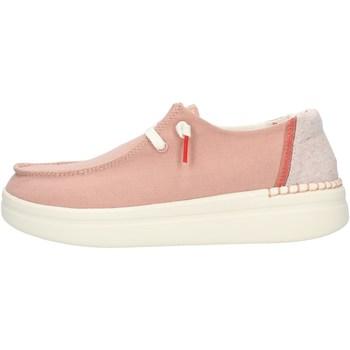 kengät Naiset Purjehduskengät Hey Dude 121945031 Rose