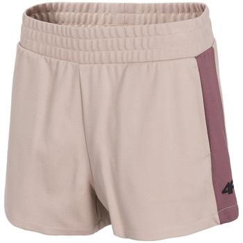 vaatteet Naiset Shortsit / Bermuda-shortsit 4F Women's Shorts Rose