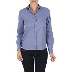 vaatteet Naiset Paitapusero / Kauluspaita Antik Batik ARNOLD Blue
