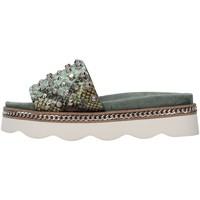 kengät Naiset Sandaalit Alma Blue V21BL7103 GREEN