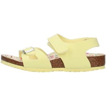kengät Tytöt Sandaalit ja avokkaat Birkenstock 1019683 YELLOW