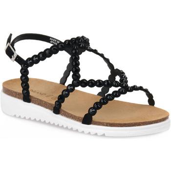 kengät Naiset Sandaalit ja avokkaat Grunland NERO 70 DOCE Nero