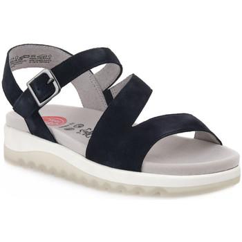 kengät Naiset Sandaalit ja avokkaat Jana SANDAL NAVY Blu
