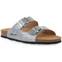 kengät Naiset Sandaalit Grunland ARGENTO 70 SARA Grigio