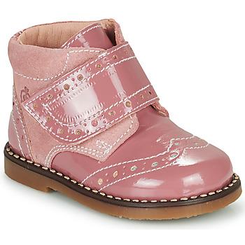 kengät Tytöt Bootsit Citrouille et Compagnie PROYAL Vaaleanpunainen