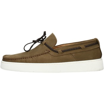 kengät Miehet Mokkasiinit Made In Italia 503 Vihreä