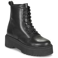 kengät Naiset Bootsit Betty London PICARLA Musta