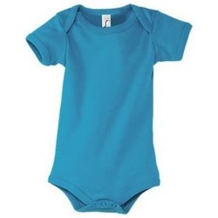 vaatteet Pojat Aluspaidat Sols BAMBINO AQUA Azul