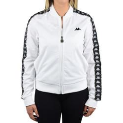 vaatteet Naiset Ulkoilutakki Kappa Imilia Training Jacket Blanc