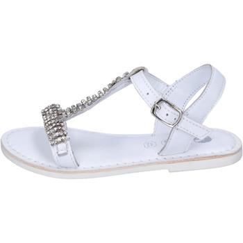 kengät Tytöt Sandaalit ja avokkaat Joli  Valkoinen