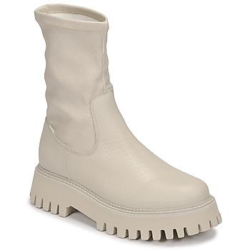 kengät Naiset Bootsit Bronx GROOV Y Valkoinen