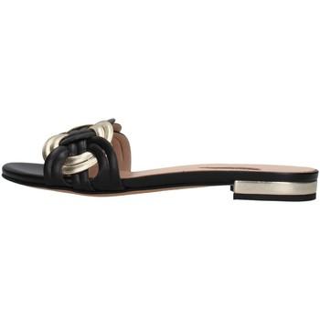 kengät Naiset Sandaalit Albano 8115 BLACK