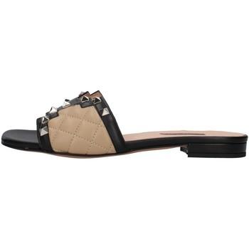 kengät Naiset Sandaalit Albano 8005 BLACK