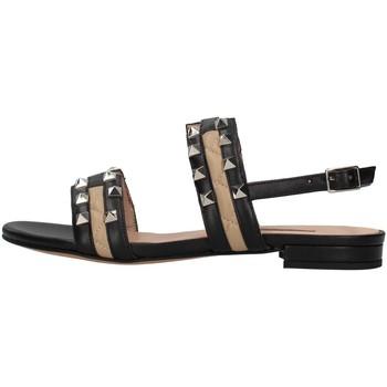 kengät Naiset Sandaalit ja avokkaat Albano 8116 BLACK