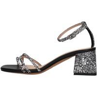 kengät Naiset Sandaalit ja avokkaat Albano 8077 WHITE