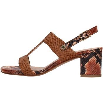 kengät Naiset Sandaalit ja avokkaat Albano 8074 BROWN