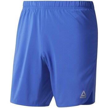 vaatteet Miehet Shortsit / Bermuda-shortsit Reebok Sport 7 Inch Short Vaaleansiniset