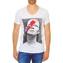 vaatteet Miehet Lyhythihainen t-paita Eleven Paris KATOS White