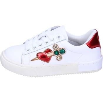 kengät Tytöt Matalavartiset tennarit Holalà BH12 Valkoinen