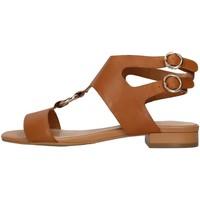 kengät Naiset Sandaalit ja avokkaat Apepazza S1PETIT19/LEA BROWN