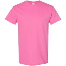 vaatteet Miehet Lyhythihainen t-paita Gildan 5000 Azalea