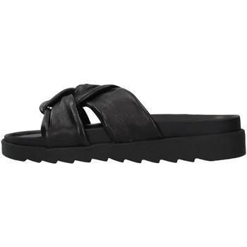 kengät Naiset Sandaalit Apepazza S1SOFTWLK01/LEA BLACK