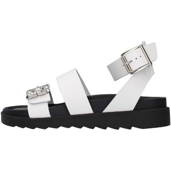 kengät Naiset Sandaalit ja avokkaat Apepazza S1SOFTWLK05/LEA WHITE
