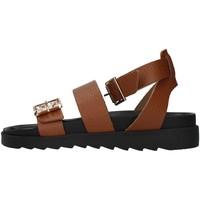 kengät Naiset Sandaalit ja avokkaat Apepazza S1SOFTWLK05/LEA BROWN