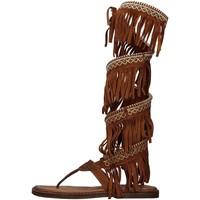 kengät Naiset Sandaalit ja avokkaat Zoe INCAS04 BROWN