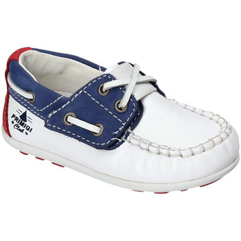 kengät Lapset Mokkasiinit Primigi 3414411 Valkoinen