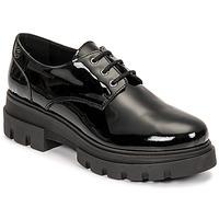 kengät Naiset Derby-kengät Betty London PANDINU Musta