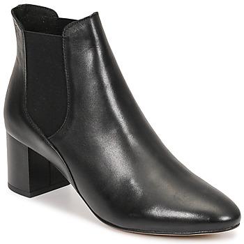 kengät Naiset Nilkkurit Betty London PANDINOU Musta