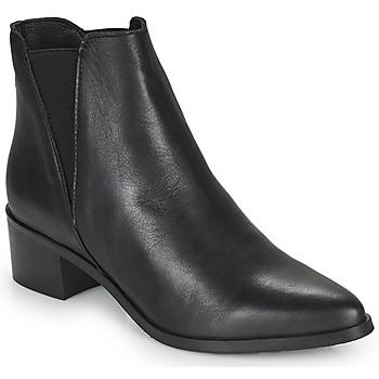 kengät Naiset Nilkkurit Betty London PERDRIX Musta