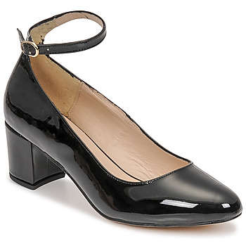kengät Naiset Korkokengät Betty London PRISCA Musta