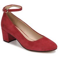kengät Naiset Korkokengät Betty London PRISCA Punainen