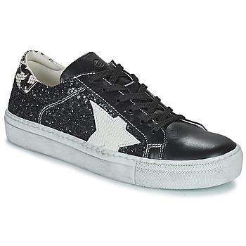 kengät Naiset Matalavartiset tennarit Betty London PAVLINA Musta