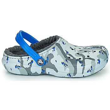 Crocs CLASSIC LINED CAMO CG K