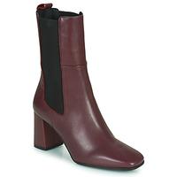 kengät Naiset Nilkkurit Betty London PASTILLE Viininpunainen