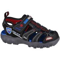 kengät Lapset Urheilusandaalit Skechers Damager III-Sand Patrol Noir