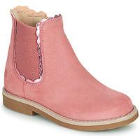 kengät Tytöt Bootsit Citrouille et Compagnie PRAIRIE Vaaleanpunainen