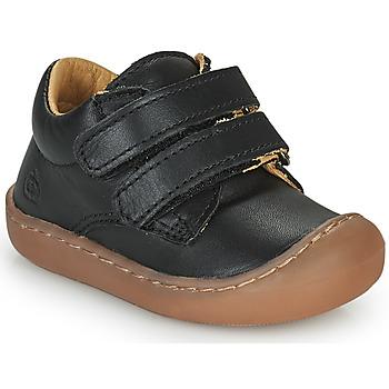 kengät Lapset Korkeavartiset tennarit Citrouille et Compagnie PIOTE Musta
