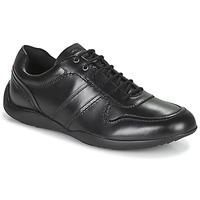 kengät Miehet Derby-kengät Clarks Konrad Lace Musta