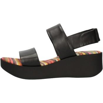 kengät Naiset Sandaalit ja avokkaat The Flexx DS21F254810 Black