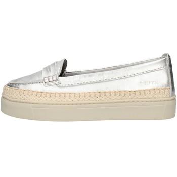 kengät Naiset Mokkasiinit The Flexx DS21D102911 Silver