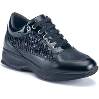 kengät Naiset Matalavartiset tennarit Lumberjack SW01305 010 Y65 Musta